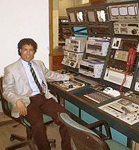 Hassen Chebbi, Palla al Centro, Granducato TV